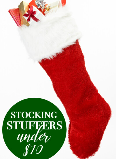 Stocking Stuffers for Under $10