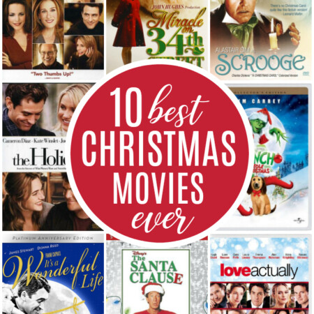 10 Best Christmas Movies EVER