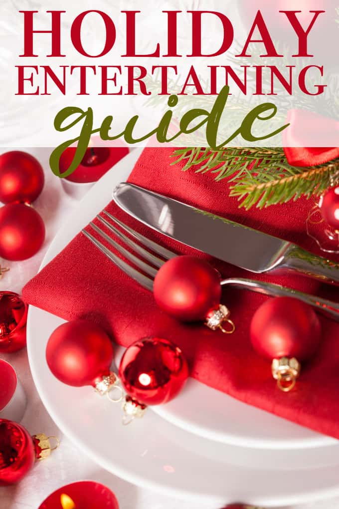 2017 Holiday Entertaining Guide - Discover delicious recipes to fill your holiday entertaining menu this season!