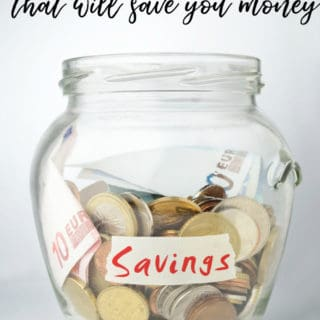 4 Frugal Habits That Will Save You Money