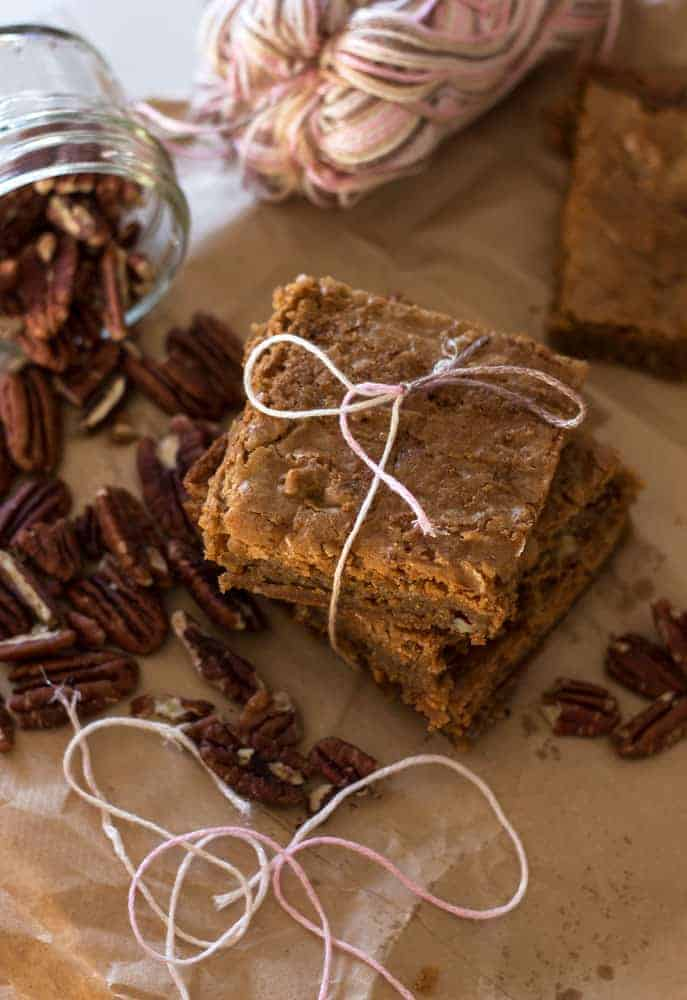 Penuche Squares - You'll love the home cooked taste that will remind you of your grandmother cooking in the kitchen!