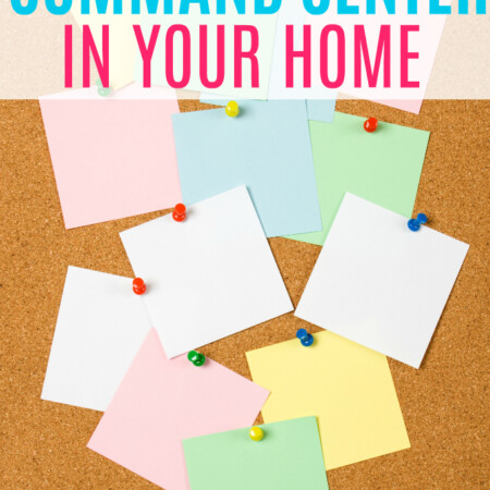 How to Create a Command Center in Your Home