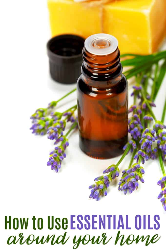 How to Use Essential Oils Around Your Home - Leveraging the powerful sense that is smell with essential oils can do a lot to add some soothing calm to your home, as well as some downright practical scent control.