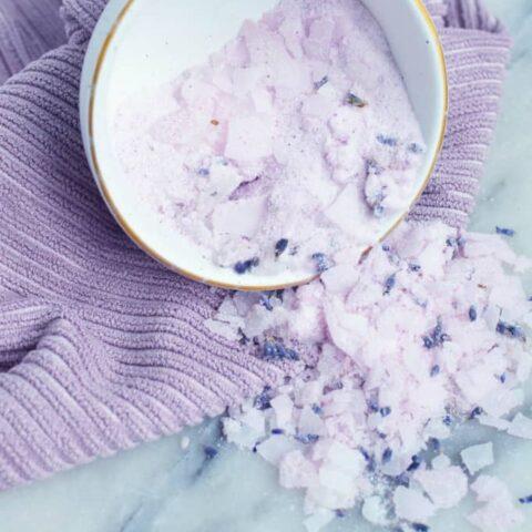 Lavender & Magnesium Soak