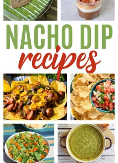 19 Ultimate Nacho Dip Recipes