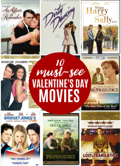 10 Must-See Valentine's Day Movies