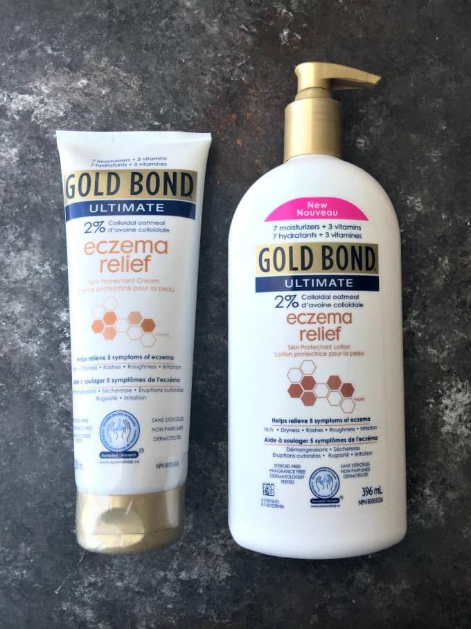 Ditch the Itch with Gold Bond