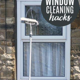 Window Cleaning Hacks For a Streak Free Shine