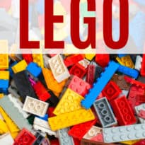 How to Organize LEGO