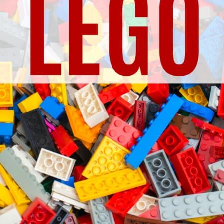 How to Organize LEGO