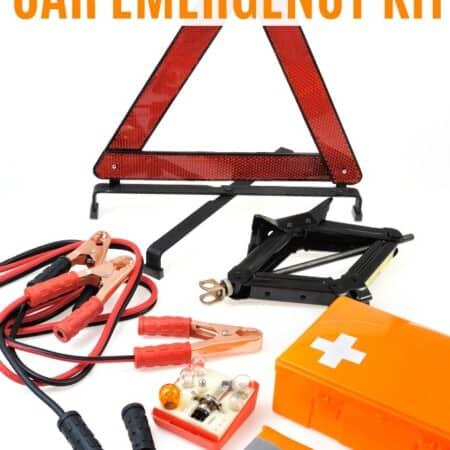 How to Create a Car Emergency Kit