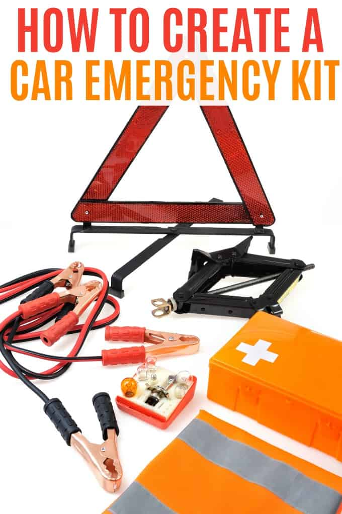 How to Create a Car Emergency Kit - Prevention is half the battle, but preparedness is the other half.