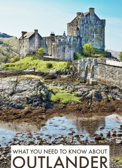 Everything You Ever Wanted to Know About Outlander