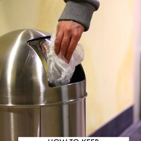 How to Keep Trash Cans Smelling Fresh
