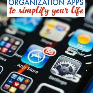 10 Organization Apps to Simplify Your Life