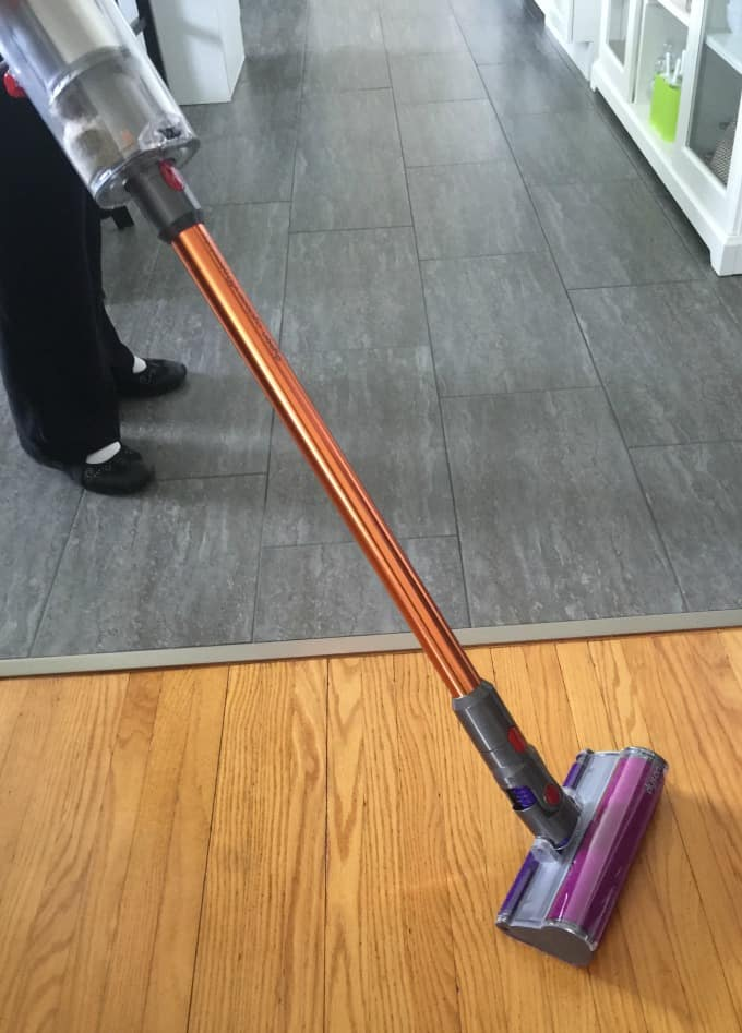Meet The Dyson Cyclone V10 Absolute Cord Free Vacuum