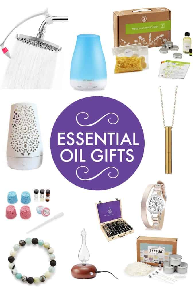 Essential Oil Gifts - Find the perfect gift for the essential oil lover on your list.