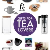 Gifts for Tea Lovers