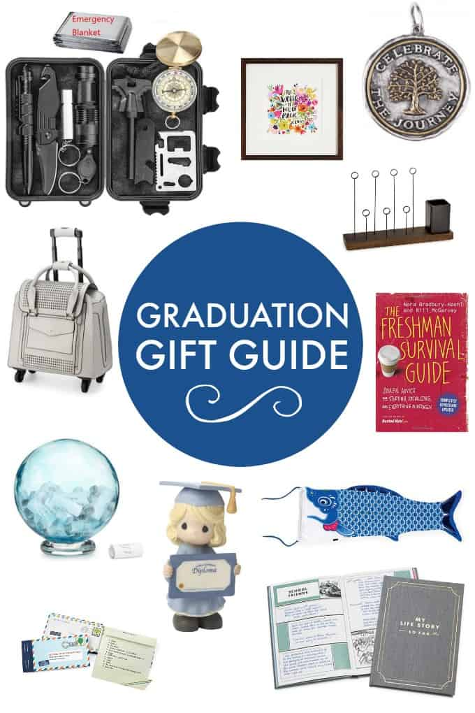 Graduation Gift Guide - Discover the best graduation gifts perfect for anyone graduating high school or college.