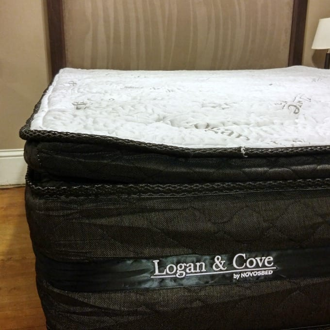 Meet the Logan and Cove Luxury Mattress