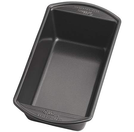Wilton 2105-6806 Perfect Results Large Nonstick Loaf Pan, 9.25 by 5.25-Inch