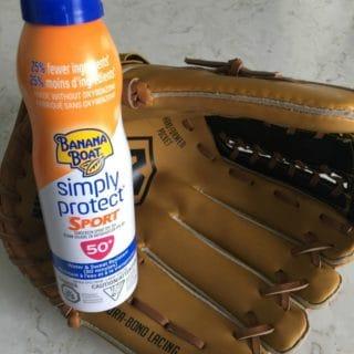 Banana Boat Simply Protect Sport Spray