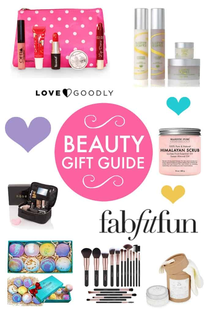 Beauty Gift Guide - Discover the best beauty gifts! Find the perfect gift for your friend or family member.