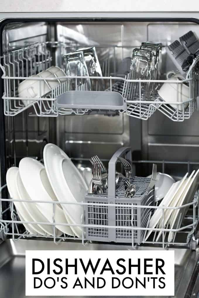 Dishwasher Do's and Don'ts - Keep your dishwasher running at its optimum performance for clean dishes every load.