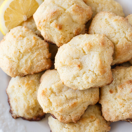 Lemonade Cookies