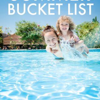 The Ultimate Summer Bucket List
