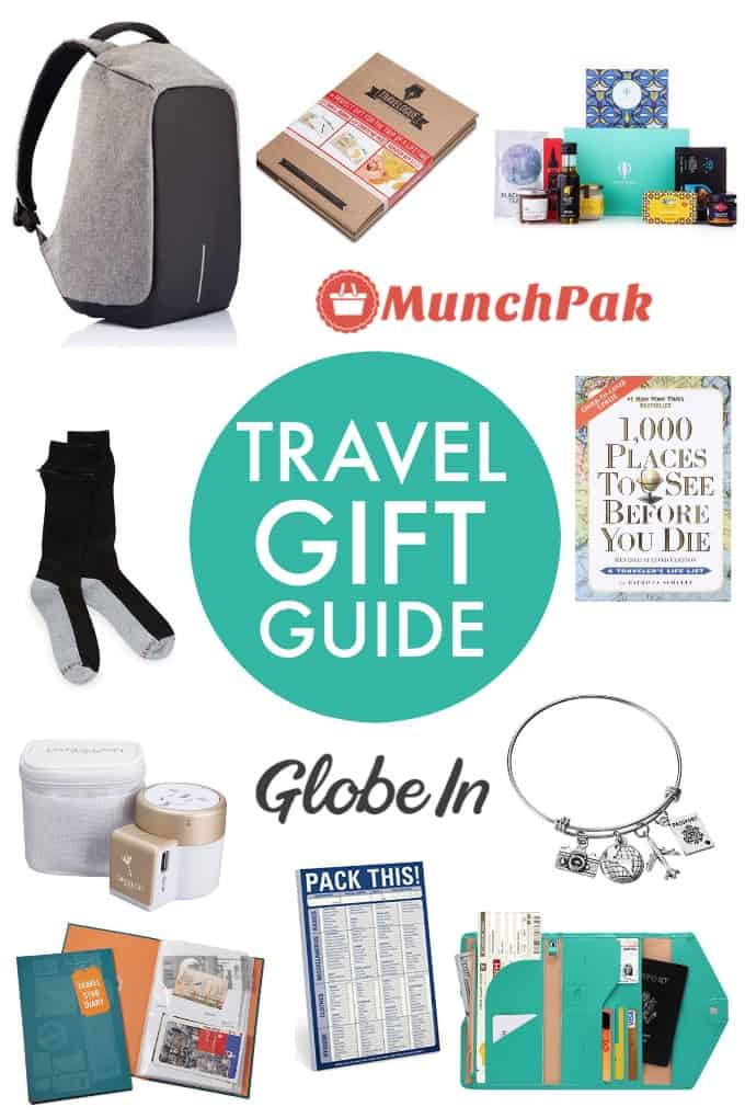 Best Travel Gifts - Recommendations on what to buy someone who loves to travel the world.