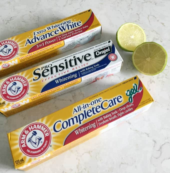 Arm & Hammer Baking Soda Toothpaste