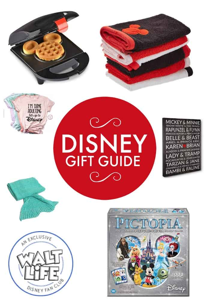 Disney Gift Guide - Shop for one-of-a-kind Disney gifts that will brighten anyone's day!