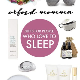 Gifts for People Who Love to Sleep