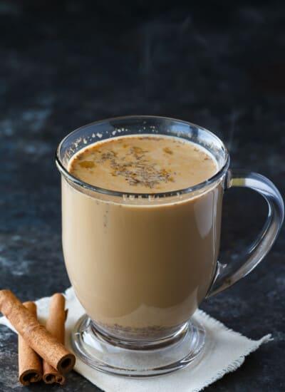 Slow Cooker Chai Latte