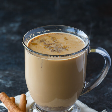 Slow Cooker Chai Latte