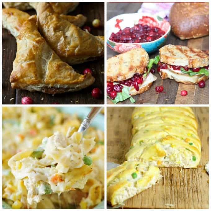 Thanksgiving Leftover Recipes - These leftover Thanksgiving turkey ideas range from sandwiches to entire meals.