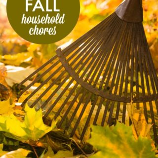 Checklist for Fall Household Chores - Get ready for the colder weather with these handy reminders of items you need to do for home and work.