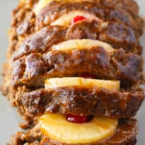 Caribbean Meatloaf