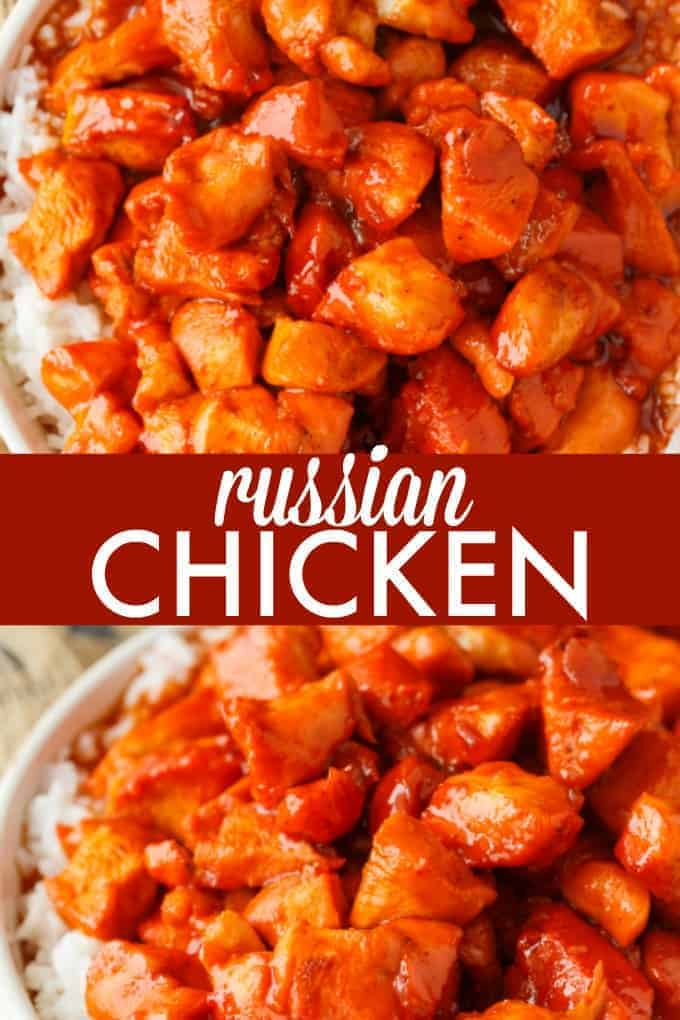 Russian Chicken Simply Stacie