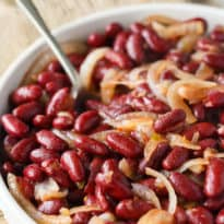 Kidney Bean Bake