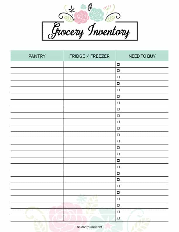 2020 Meal Planner - Meal planning saves time, money and sanity! Get your free 2020 Meal Planner printable here. It includes a weekly planner, monthly planner and more!