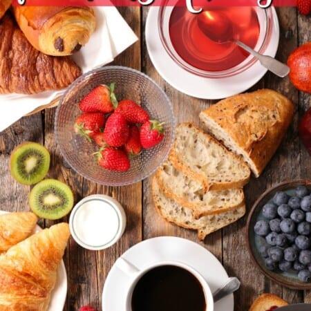 5 Easy Breakfast Recipes For Moms On The Go