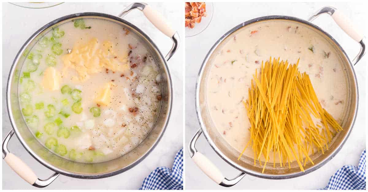 Crack Chicken Spaghetti Recipe