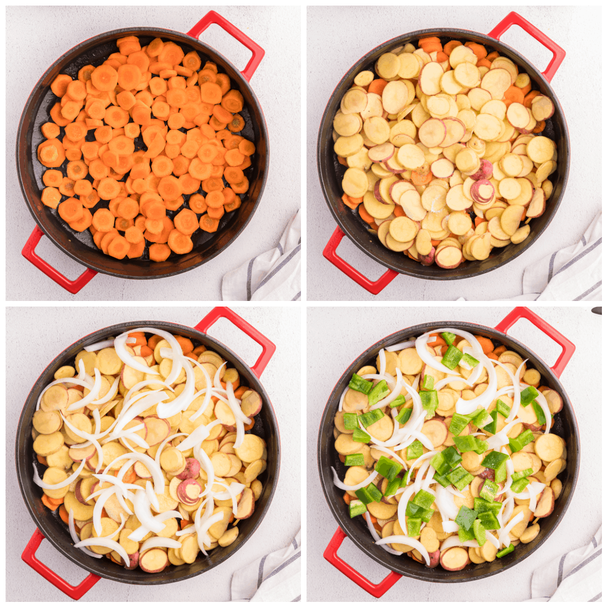 Pork Chop Skillet Dinner Recipe