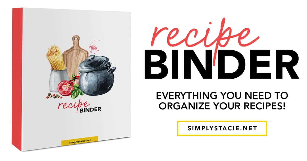 recipe binder image